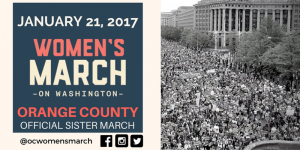 OC Womens' March logo